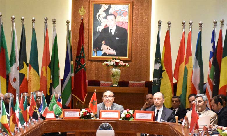 Habib El Malki : Les défis auxquels fait face  le continent ne peuvent être relevés que par  la coopération Sud-Sud