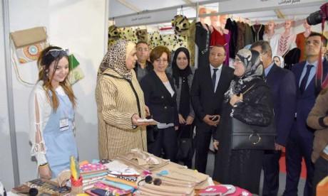 Salon régional de l'artisanat  et de l'économie sociale
