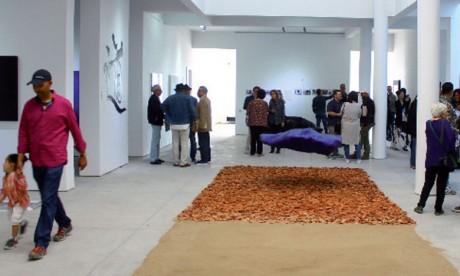 L'Année de la Chine couronnée par une fructueuse  rencontre d'artistes chinois et marocains au MAC