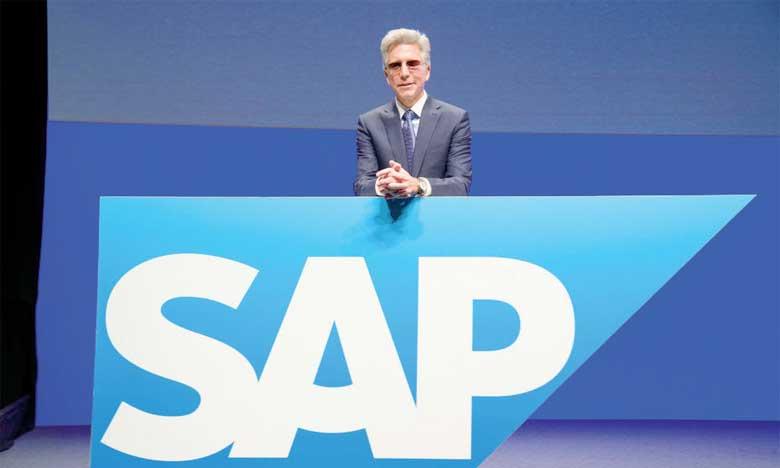 Un accélérateur de startup  en France pour SAP