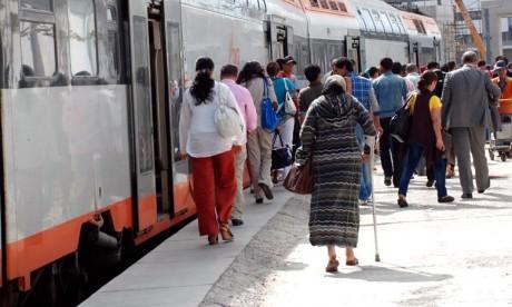 L'ONCF modifie les horaires de ses trains
