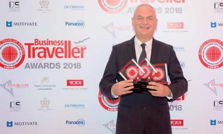 «C'est un grand honneur pour nous de savoir que nos clients apprécient nos expériences de voyage uniques», a déclaré le vice-président exécutif et directeur commercial d'Emirates, Thierry Antinori.