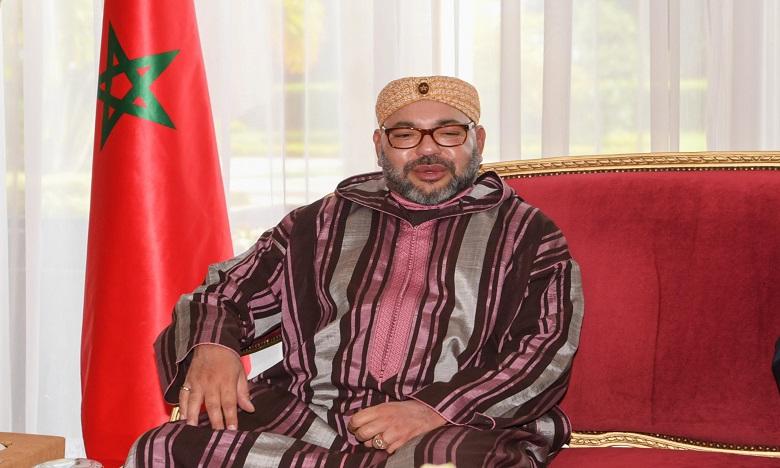 S.M. le Roi félicite Salaheddine Mezouar pour son élection à la tête de la CGEM