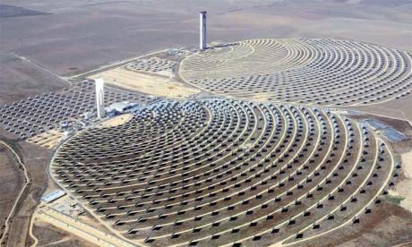 Au Maroc, les énergies renouvelables devraient évoluer pour atteindre 42% du mix énergétique en 2020, puis 47% en 2025 avant de monter à 52% en 2030.  Ph. DR