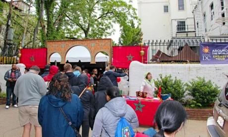 Le savoir-faire artisanal marocain exposé à Washington