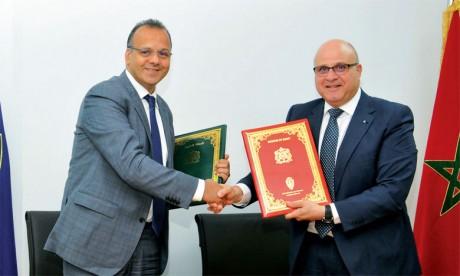 L'usine de Tanger décroche le label OEA Sécurité-sûreté