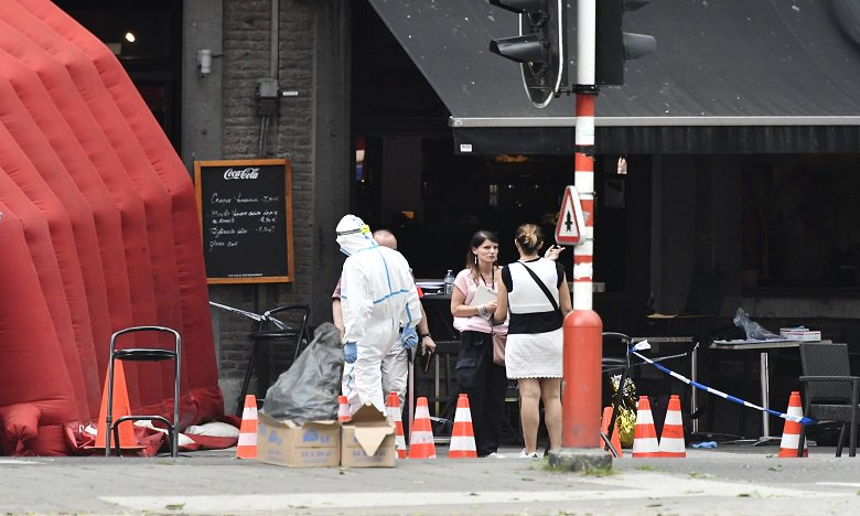 Belgique: Le groupe EI revendique l'attaque de Liège