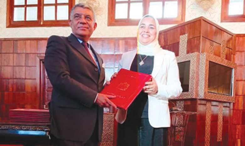Aïcha Aït Lhaj, nouveau procureur du Roi au tribunal civil de première instance de Casablanca