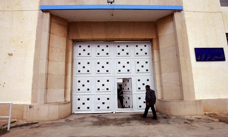 La direction de la prison locale Ain Sebaa 1 répond aux allégations
