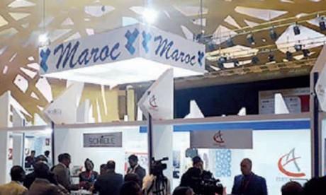 Elec Expo Abidjan  a mobilisé près de 1.375 visiteurs professionnels de 19 nationalités.