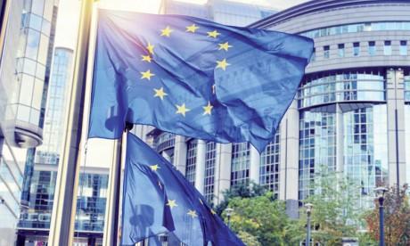 L'économie de la zone euro, qui a surperformé en 2017 et réalisé un niveau record en fin d'année, tourne désormais au ralenti.