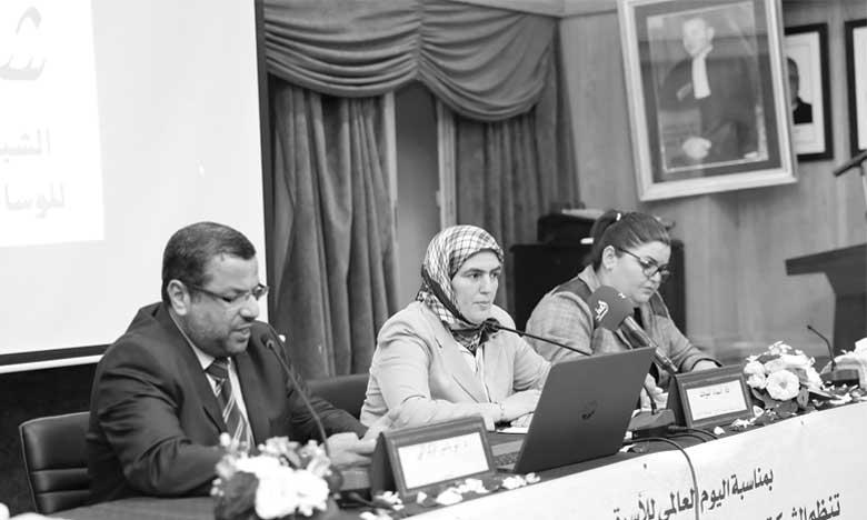 «Chaml» plaide pour l'institutionnalisation  et la professionnalisation de la médiation familiale