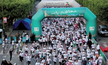 Un événement dédié à la promotion de la candidature Maroc 2026