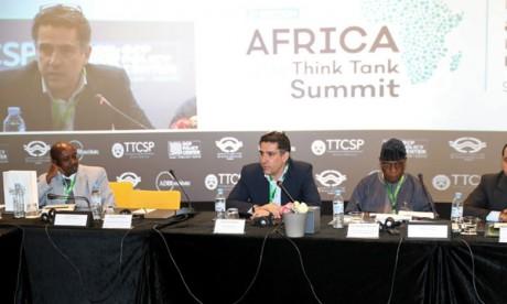 L'avenir et l'indépendance des think tanks  africains en débat à Rabat