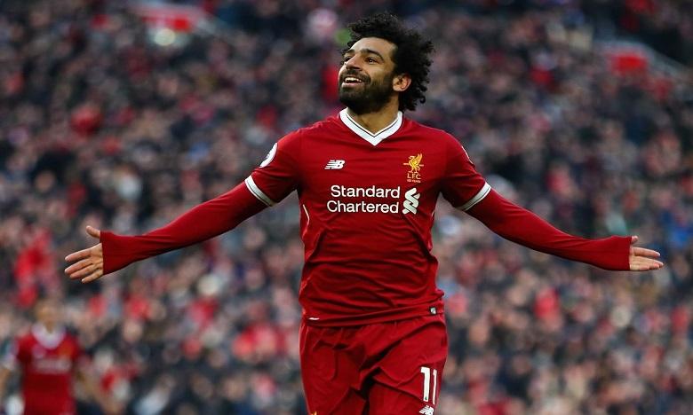 Mohamed Salah joueur de l'année selon les journalistes