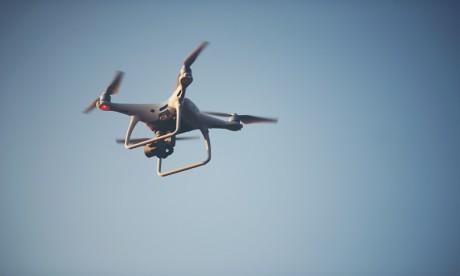 Des drones commerciaux testés dans l'espace aérien américain