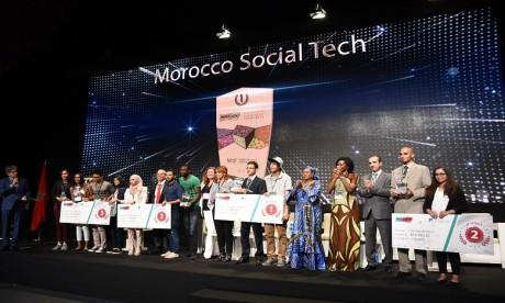 Témoignages des gagnants du hackathon Morocco Social Tech
