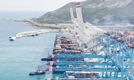 L'étude en projet identifiera les potentiels d'optimisation des chaines logistiques import-export TIR de Tanger Med et de groupage de flux.