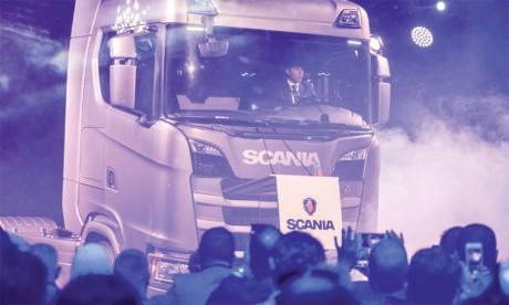 Le nouveau camion Scania NTG offre une consommation de carburant  très économique et s'avère très fiable.