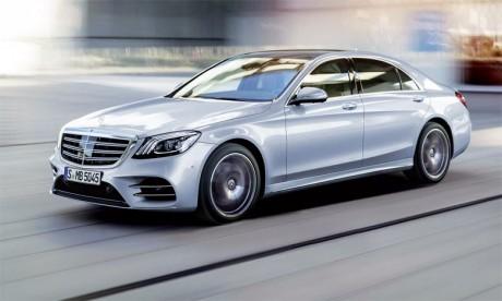 C'est une Mercedes S 400 qui a décroché le prix le plus cher au premier trimestre2018 sur Avito, soit 1,68 million de DH.