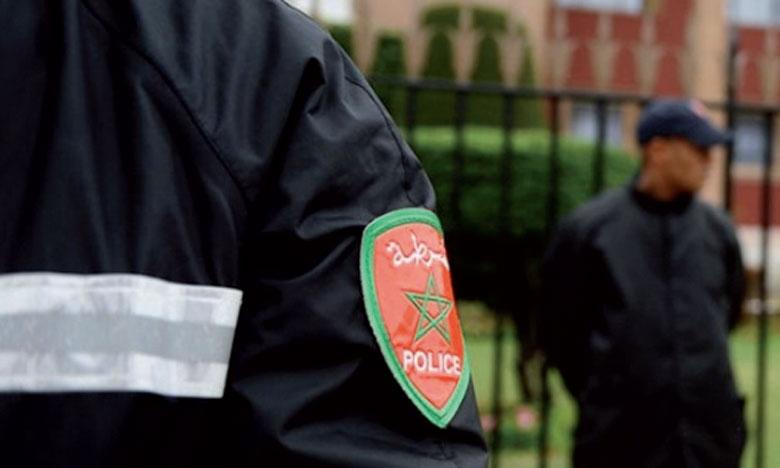 Inauguration  de l'arrondissement  de police de Arsat Azzaytoune