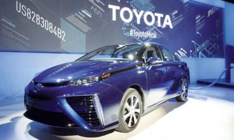 Ces véhicules ont l'immense avantage de ne rejeter aucune substance polluante lorsqu'ils roulent.