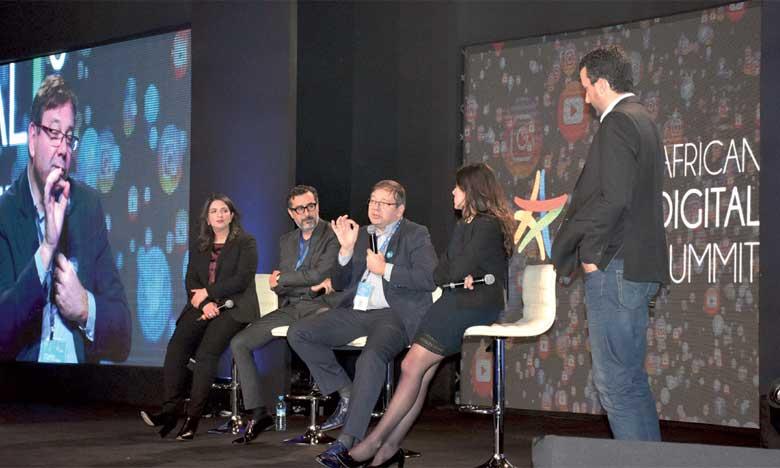 Le Groupement des annonceurs du Maroc a été primé pour son initiative «African Digital Summit». Ph : DR