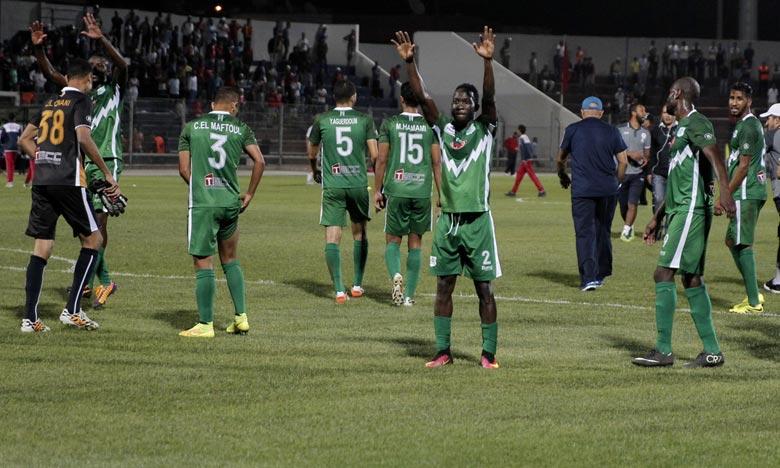 Le DHJ ramène un précieux nul d'Alger