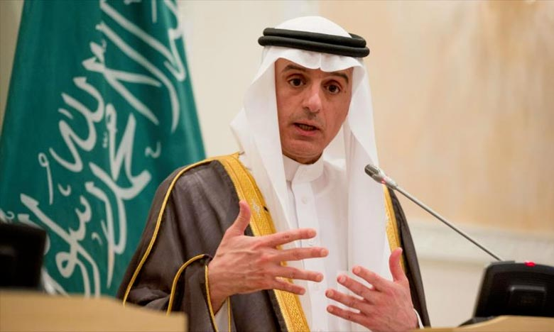 Adel Al-Joubeir : L'Iran œuvre à «déstabiliser»  la paix et la sécurité des pays arabes et islamiques