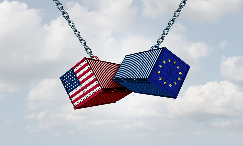 Les mesures de rétorsion de l'UE contre Washington applicables dès vendredi