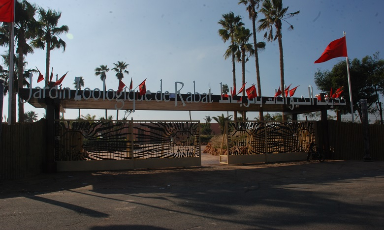 Le Jardin zoologique de Rabat certifié TripAdvisor 2018
