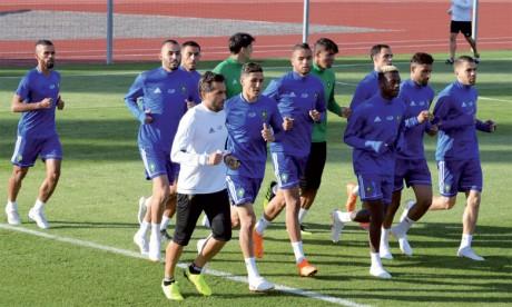 Premier match décisif des Lions face à l'Iran
