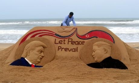 Trump/Kim : une rencontre qui fera date dans l'histoire