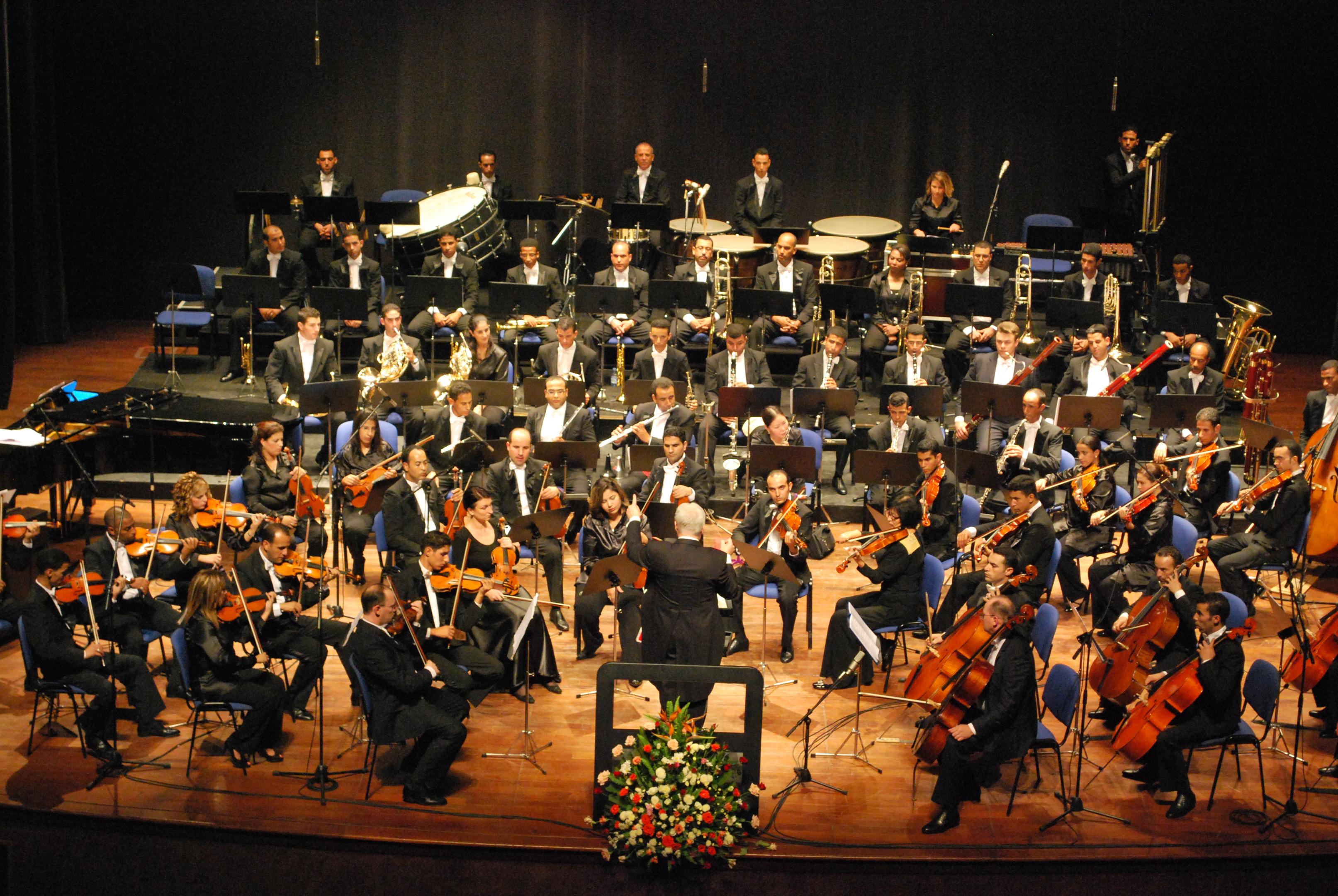L'Orchestre Symphonique Royal célèbre la fête de la Musique