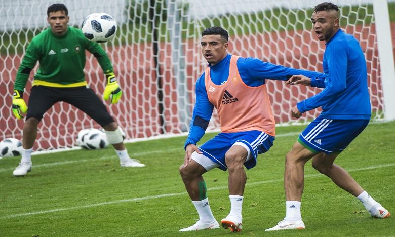 Nabil Dirar titulaire face au Portugal?