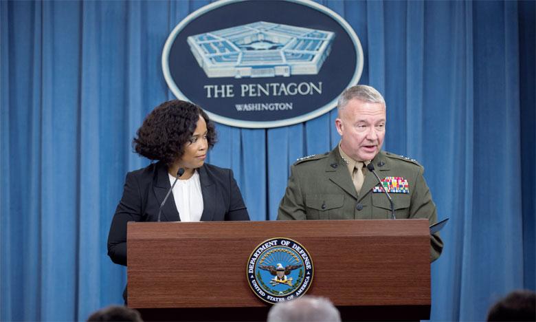 Le Pentagone déconseille à Assad  de s'attaquer à ses alliés
