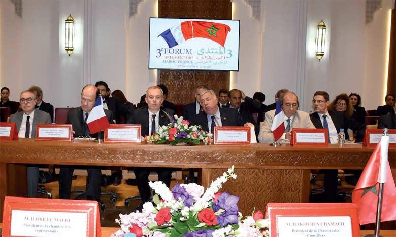 Rabat et Paris appelés à développer un nouveau partenariat orienté vers l'Afrique