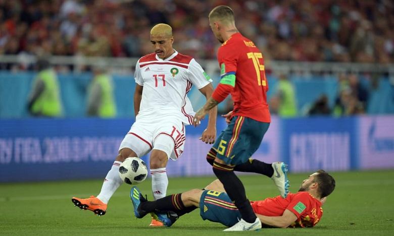 Le VAR sauve l'Espagne de la défaite face au Maroc