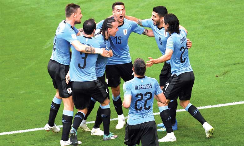 L'Espagne affronte la Russie, le Portugal face à l'Uruguay