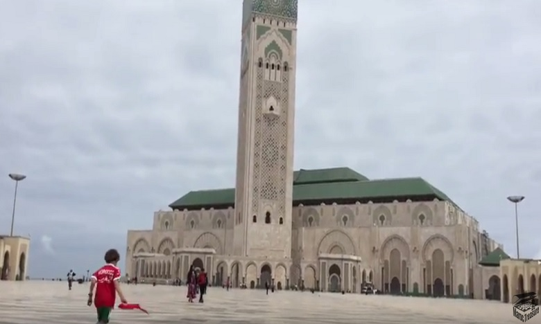 Lions de l'Atlas : Un soutien en vidéo des 4 coins du monde pour le Maroc