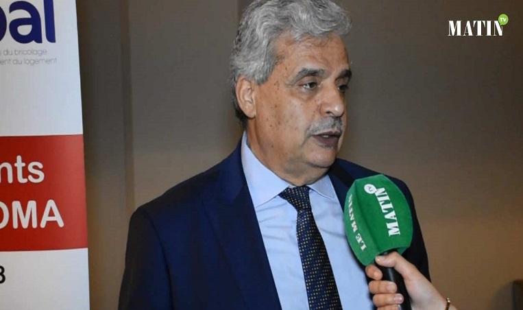 Mohamed Filali Chahad, PDG de Bricoma, explique à « Matin TV » l'intérêt de l'événement.