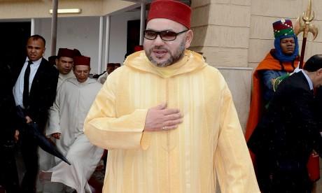 S.M. le Roi adresse des messages de félicitations aux Chefs d'Etat des pays islamiques