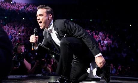 Robbie Williams chantera à la cérémonie d'ouverture