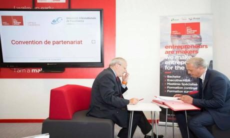 UIC et UPM développent leur coopération avec emlyon business school