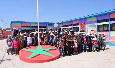 Renault Maroc réaffirme son engagement en faveur de l'éducation en milieu rural