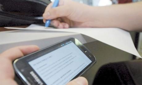 153 cas de fraude enregistrés  lors de l'examen du baccalauréat