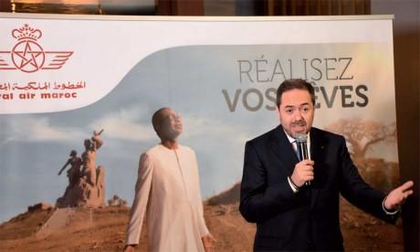 Royal Air Maroc dévoile sa nouvelle campagne avec Youssou N'Dour