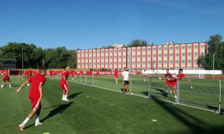Maroc-Espagne: un match pour sauver l'honneur