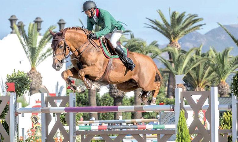 Les championnats du Maroc de saut d'obstacles et de dressage du 2 au 8 juillet