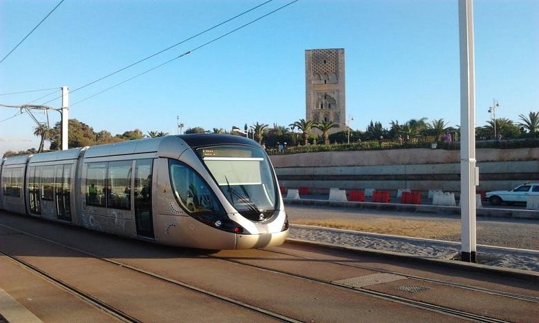 """Le Tramway Rabat-Salé prolonge ses horaires la nuit de """"Lailat Al Qadr"""" jusqu'à 3h du matin"""